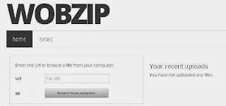 Cara Mengekstrak, Unrar, Unzip Files Secara Online - Duosia