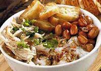 Cara Membuat Bubur Ayam Bandung