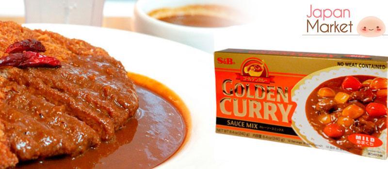 Curry japonés golden curry en JapanMarket.com