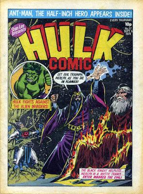 Hulk Comic #27