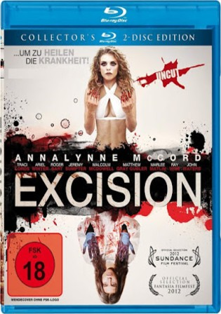 Excision 2012 BluRay 280MB UNRATED Hindi Dual Audio 480p Watch Online Full Movie Download bolly4u