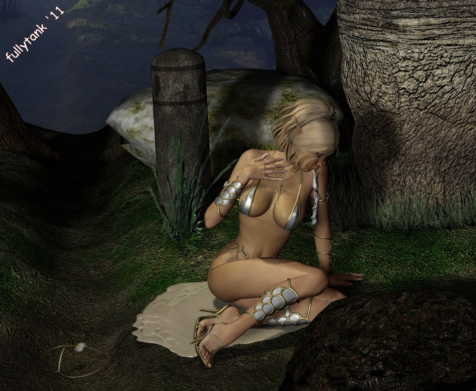 female werewolves nude pics