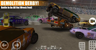 تحميل لعبه 2 Demolition Derby مهكره