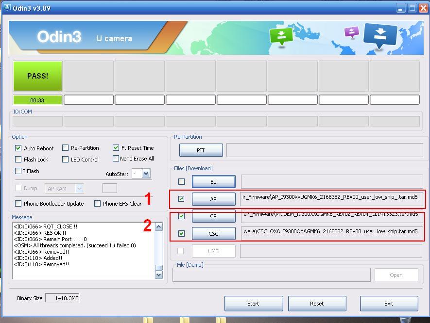 Samsung GT-I9300 XXUGMK6_OXAGMK6 firmware - Emerlits Gsm Service