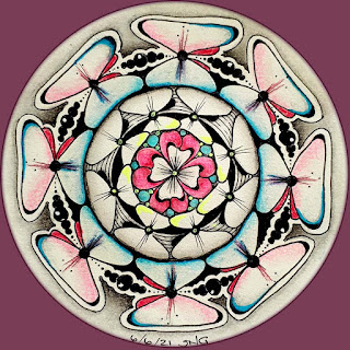Bow String Mandala with Mooka