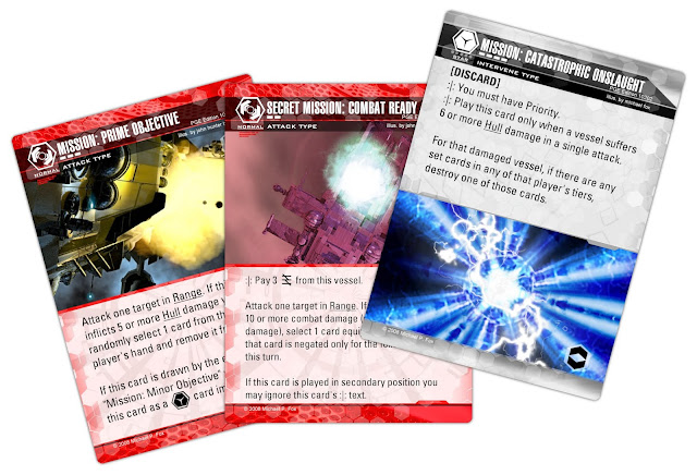 Dog Fight: Starship Edition card manipulation
