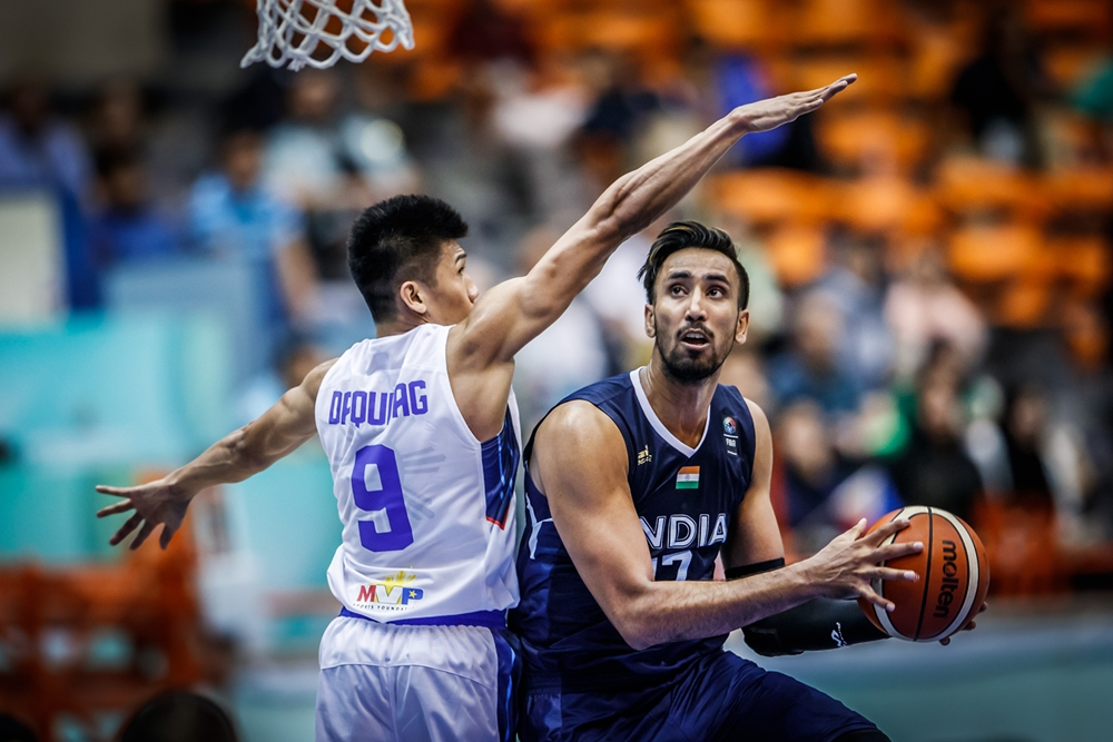 India def. Gilas Pilipinas, 91-83 (REPLAY VIDEO) 2016 FIBA Asia Challenge
