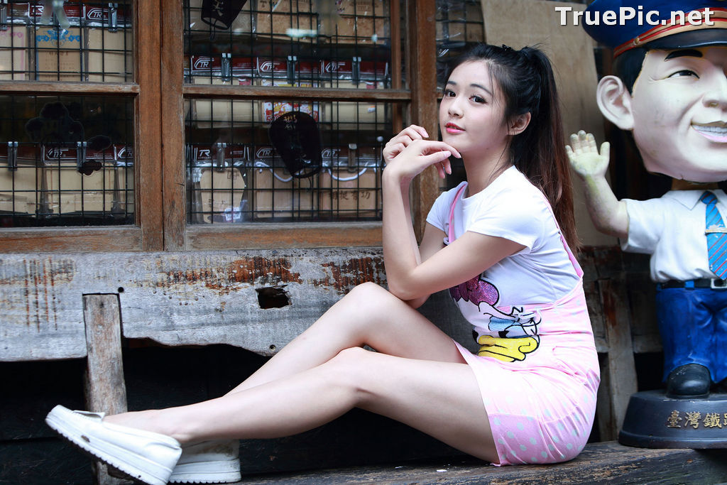 Image Taiwanese Model - 黃旺旺 - Lovely and Naughty Girl - TruePic.net - Picture-6