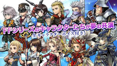 Download Dissidia Final Fantasy Opera Omnia MOD v1.1.0 Apk Android Terbaru