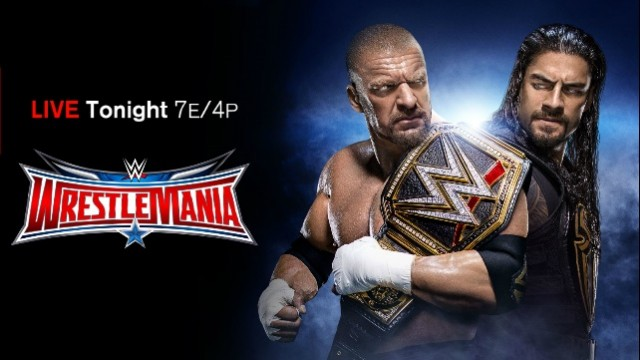 WWE Wrestlemania 32 4/3/2016 PPV Full Show Watch Online With Download