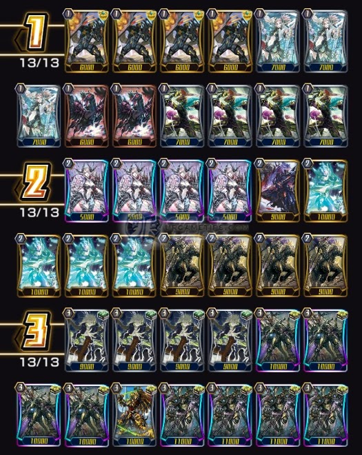 Vanguard ZERO: Shadow Paladin Duke/Chrome Deck Build and Guide