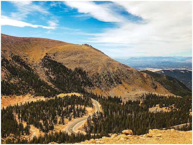 Pikes Peak Highway