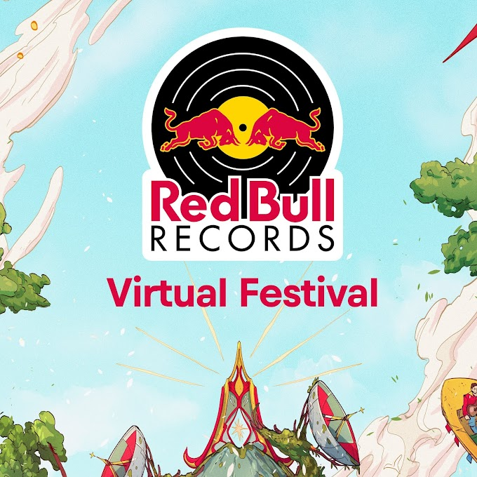 Red Bull Records Sets Inaugural Virtual Festival