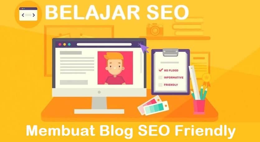 Membuat Blog SEO Friendly