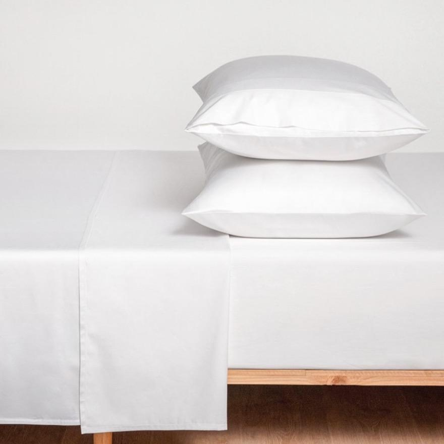 sustainable satin sheets brand