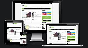 Seo Mag Blogger Temple premium