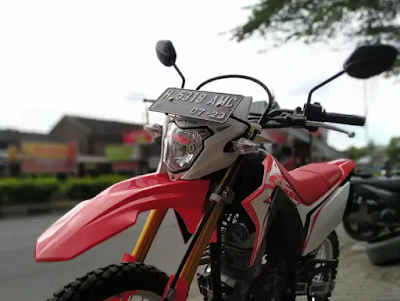Jual Honda CRF 150 L diSemarang