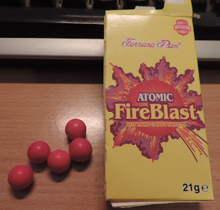ferpanco candies atomic fireblast red balls sweets