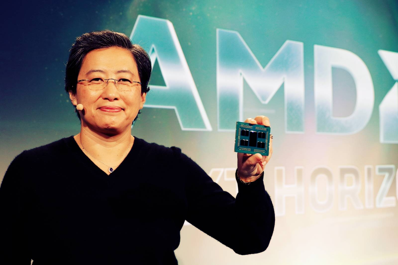 Official announcement! AMD CEO Su Zifeng joins Cisco's board of directors