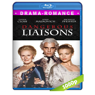 Relaciones Peligrosas (1988) BRRip Full 1080p Audio Trial Latino-Castellano-Ingles 5.1
