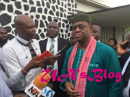 Amotekun: Fani-Kayode explodes as Miyetti Allah tells Buhari to arrest Yoruba leaders immediately