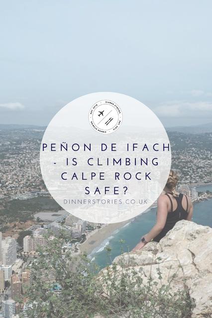PIN: Penon de Ifach - Is climbing Calpe Rock safe?