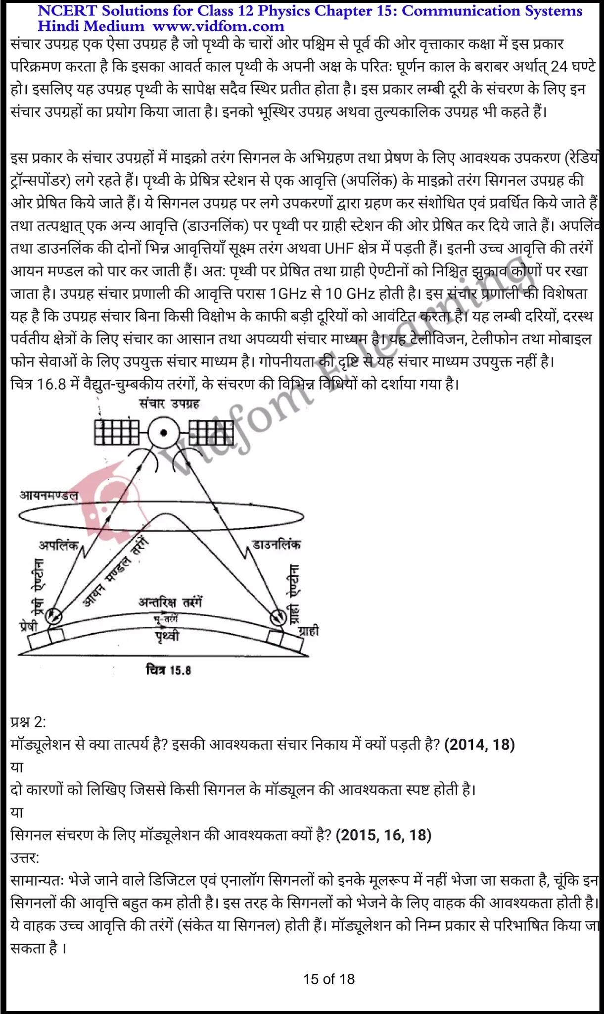 class 12 physics chapter 15 light hindi medium 15