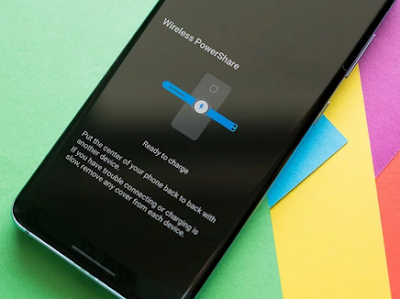 Cara Menggunakan Wireless PowerShare di Samsung Galaxy S20