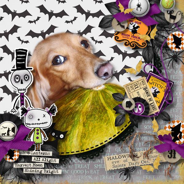 DSB  Spooky ...