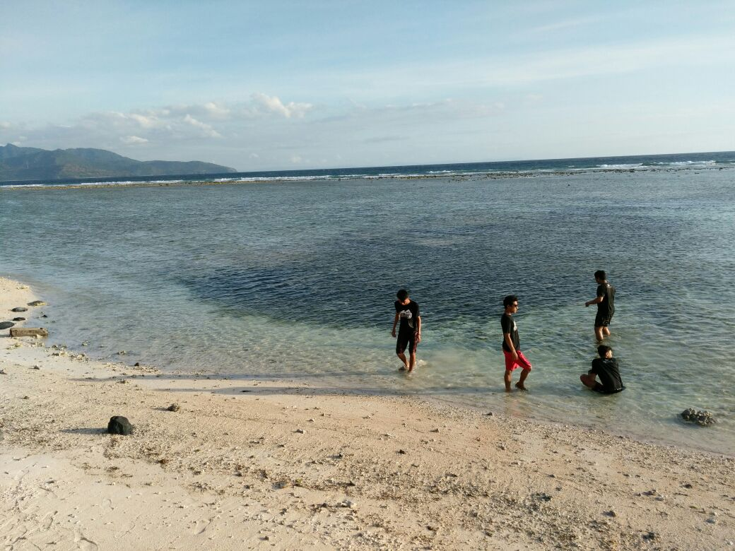 Touring Ke Pantai Gili Trawangan Lombok