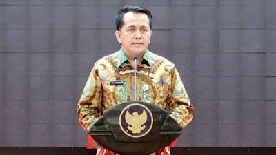 Breaking News: Agus Fatoni Ditunjuk Mendagri sebagai Pjs Gubernur Sulut