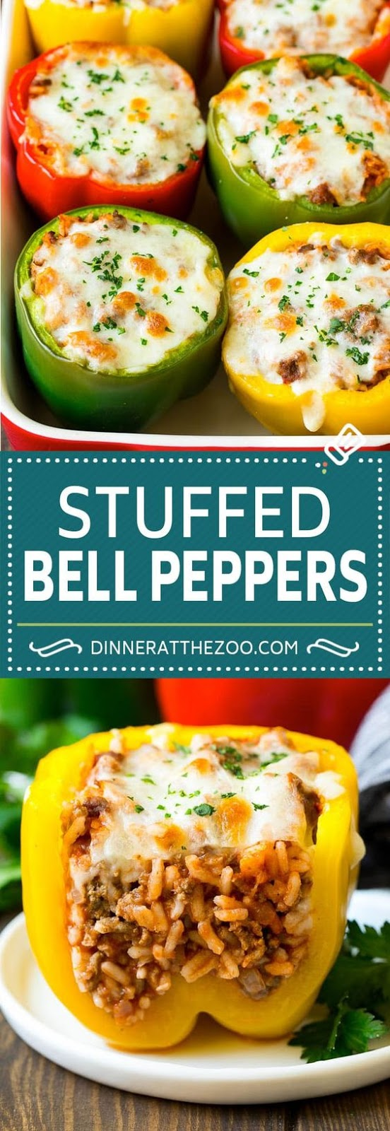 Best and Delicious Stuffed Bell Peppers Recipes