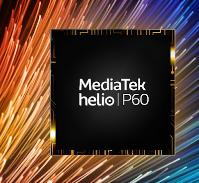 MediaTek Helio P60 Processor launched with AI Experience
