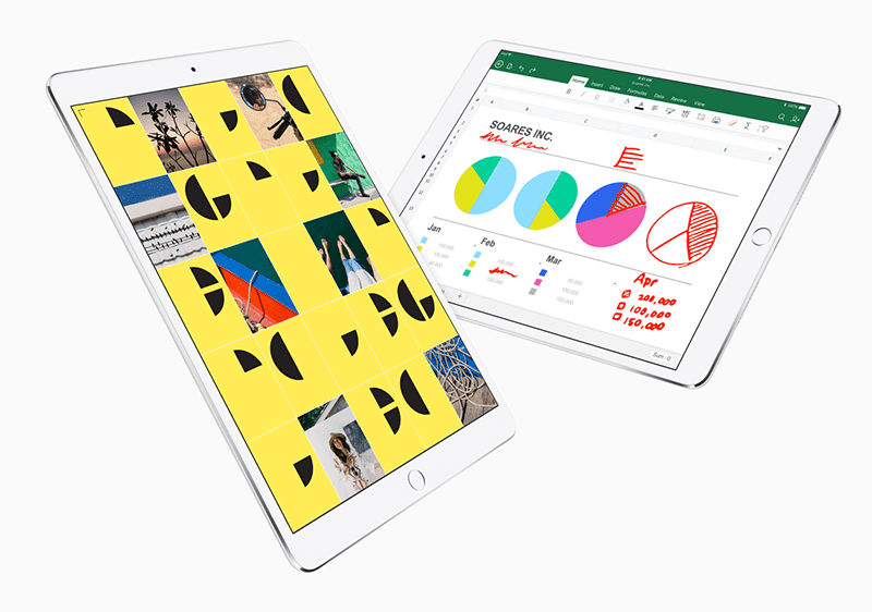 Apple Launches iPad Pro 10.5 And 12.9