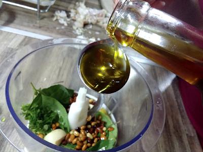 Grčka kuhinja: Namaz od feta sira, bosiljka i  maslinovog ulja