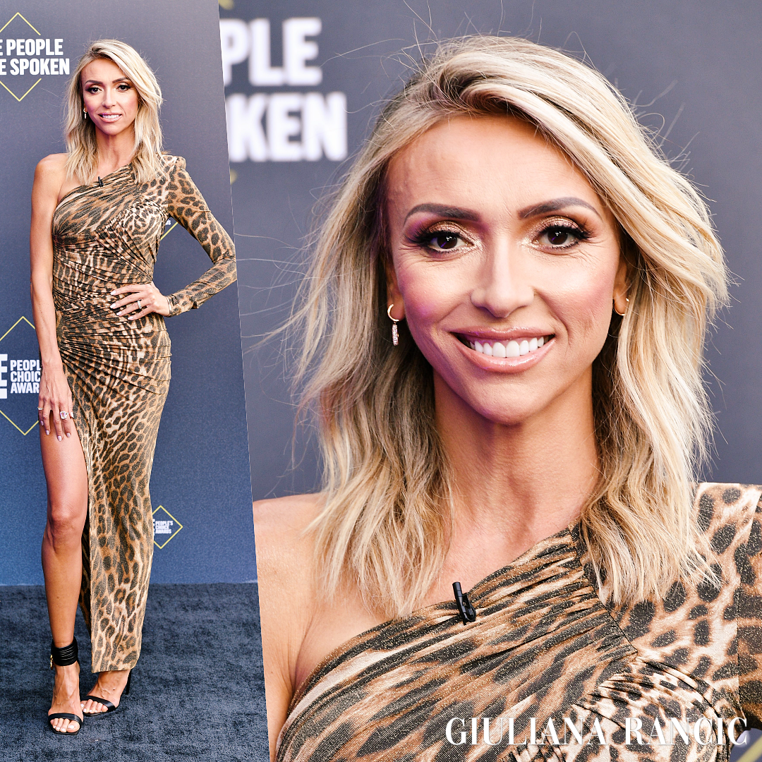 giuliana rancic e! people choice awards