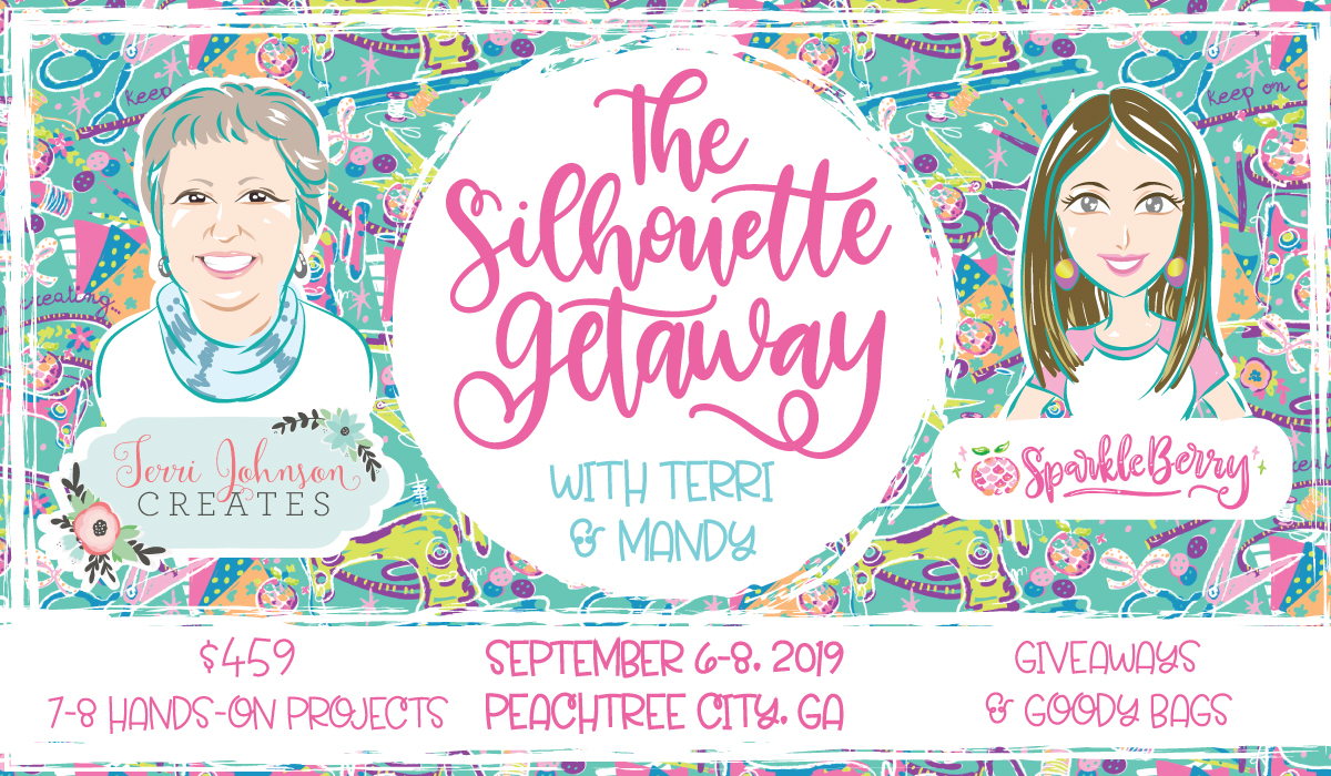 Sew Craft N'Spired: Upcoming Silhouette Events in Peach Tree