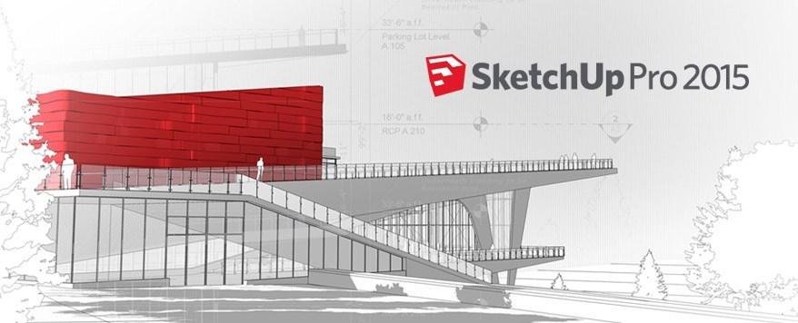 Tải Sketchup Pro 15 Full Crack 64-bit + Hướng Dẫn Cài Đặt