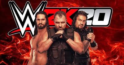 تحميل لعبة المصارعة WWE 2020