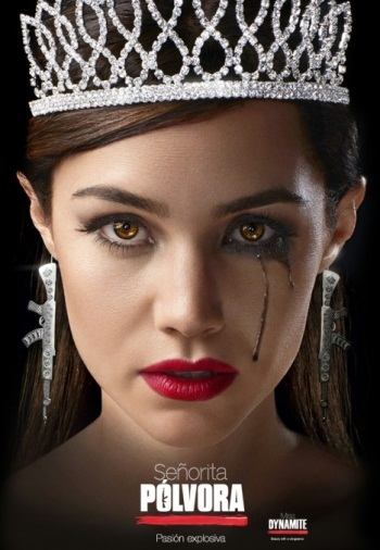 Baixar Senhorita Pólvora 1ª Temporada Dublado
