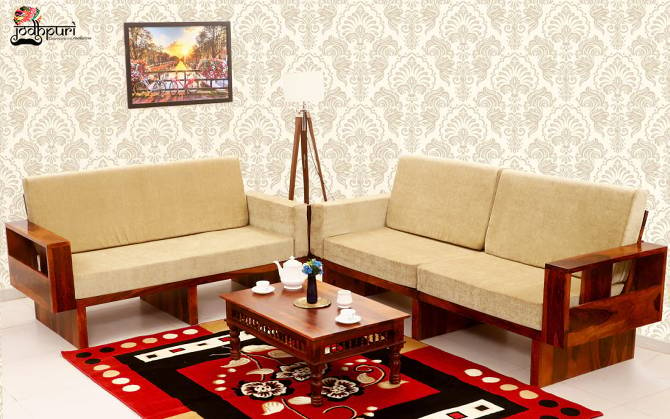 Sheesham Wood Sofa In Bangalore