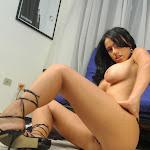 Andrea Rincon, Selena Spice Galeria 15: Vestido Cafe, Falda a Cuadros Foto 179