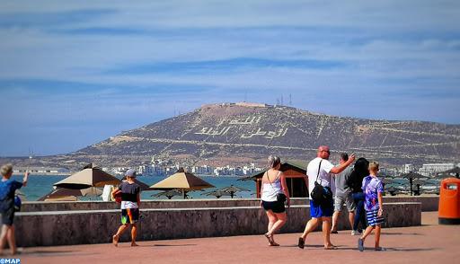 فنادق أكادير تعود لاستقبال السياح الأجانب بعد 7 أشهر من الإغلاق بسبب كورونا