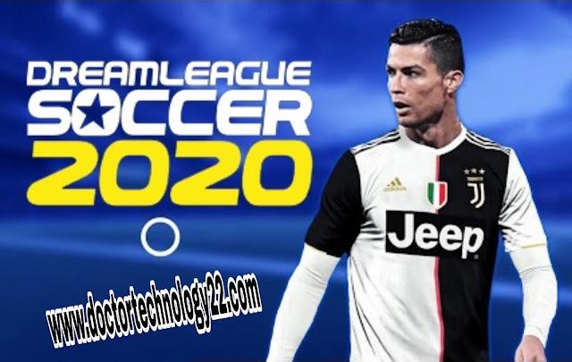 تحميل لعبة Dream League Soccer 2020  للاندرويد رابط مباشر