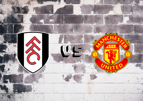 Fulham vs Manchester United  Resumen y Partido Completo