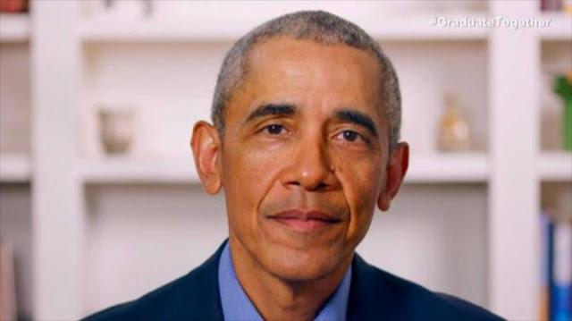 Obama ataca respuesta de Administración de Trump a la COVID-19