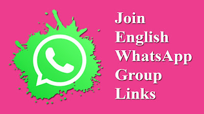 Join english whatsapp group Links