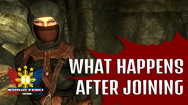 What Happens After Joining The Dark Brotherhood? ♦ Modded Skyrim Special Edition [Gameplay]