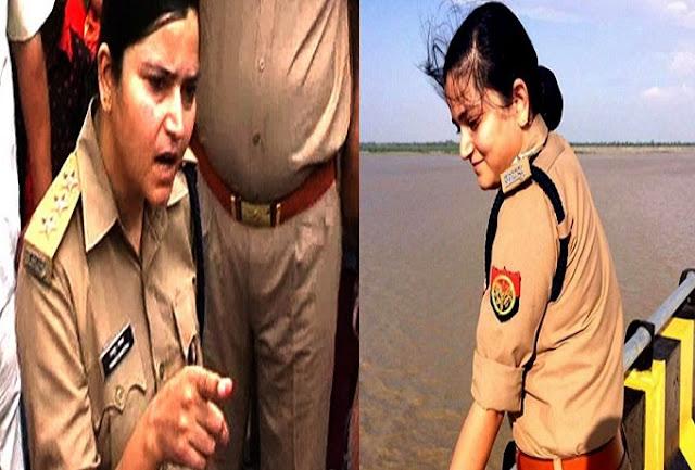 इस लेडी सिंघम से नहीं लेता कोई पंगा, बीजेपी नेता की बीच सड़क पर करी थी हालत पंचर