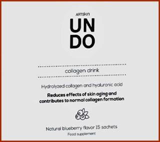 pareri UNDO Collagen Drink review cel mai bun colagen pt piele